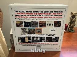New Beatles mono vinyl box set/a very rare beautiful box set