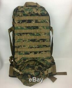 New USMC MARPAT ILBE Recon & Assault Pack Complete Set Prototype Gen I VERY RARE