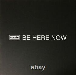 Oasis Be Here Now (2016) Big Brother Deluxe box set mint shape very rare