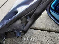 Original BMW E34 M5 complete set sport mirrors LHD Nürburgring OEM very rare