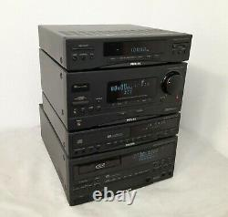 PHILIPS Hi-Fi set with DCC 91 recorder Model FW 91 Very Rare