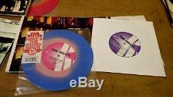 Paul Weller, The Jam, Box of 7s, 7 x vinyl box set, Very rare set, Near Mint