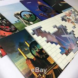 Pink Floyd'97 Vinyl Collection Rare 130g Mispress 7x Vinyl LP Set Very Nice EX+