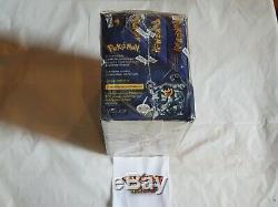 Pokemon 2-Player Starter Set sealed display box of 8 decks VERY RARE