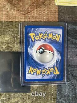 Pokemon 6/102 1st Edition SHADOWLESS Gyarados Base Set Holo Unlimited Very Rare