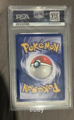 Pokemon PSA 9 Mint Mew Expedition Set 19/165 Holo Very Rare