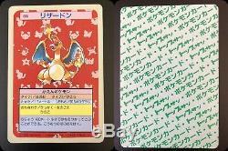 Pokemon card Topsun 150/150 Complete Set + Mewtwo Pikachu Holo Foil Very Rare