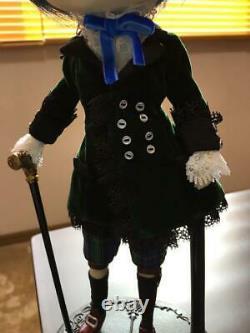 Pullip Groove Kuroshitsuji Ciel Black Butler Very Rare Doll Figure 3 Set