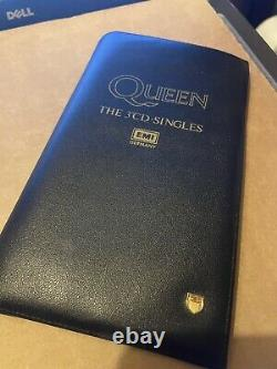 Queen Rare German 3 Cd Single (set 12 Cds) Numbered 33 Of 555 Very Rare