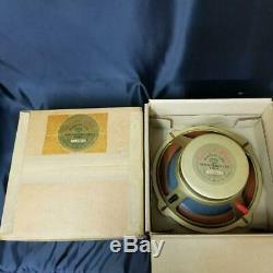 Richard Allan Speaker Unit THE NEW GOLDEN TEN TWIN Set of Two 15 OHMS Very Rare