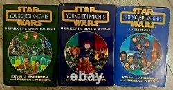 (Star Wars) Young Jedi Knights Full Set SFBC HB ed VERY RARE