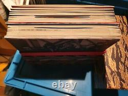 The Clash 19 x 7 vinyl singles box set. Immaculate & Unplayed. VERY RARE 2006