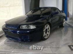 Used Very Rare Kyosho MINI-Z Racer NSX POLICE BODY Sports2 Propo set Japan F/S