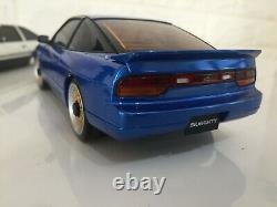 Used Very Rare Kyosho MINI-Z Racer SILEIGHTY DRIFT AWD Sports Propo set DRIFT