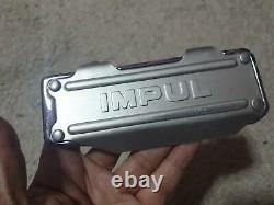 VERY RARE IMPUL SPORTS Pedal Set MT manual Skyline R32 R33 Silvis S14 S15