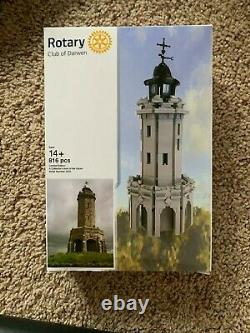 VERY RARE Lego Certified Professional Darwen Tower NEW SEALED ONLY 250 EVER MADE