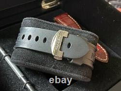 Very Rare 2006 Panerai PAM00088 PAM 88 Luminor GMT Automatic Watch in FULL SET