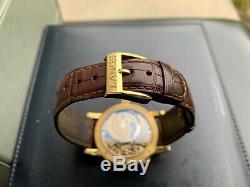 Very Rare A. Lange & Sohne Grand Langematik Big Date Watch 309.021 in FULL SET