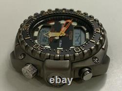 Very Rare Citizen Promaster Aquamount Diver JP3020 Cal C900 Full Set