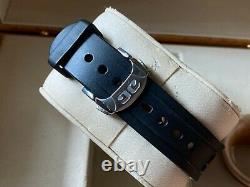 Very Rare Glashutte Original Sport Evolution GMT Steel Watch in FULL SET