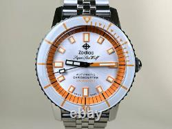 Very Rare NEW Zodiac Super Sea Wolf Limited Edition Watch ZO9268 in FULL SET