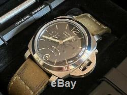 Very Rare Panerai PAM00233 PAM 233 Luminor 8 Days GMT 44mm Watch in FULL SET