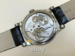 Very Rare Ralph Lauren Sporting Classic Stainless Steel Watch in FULL SET