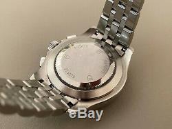 Very Rare Tudor Chronautic Chronograph BLACK DIAL Watch 79380P in FULL SET