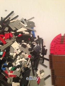 Vintage Lego Pirates Skull's Eye Schooner 6286 Very Rare 99% Complete Cleaned