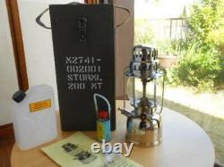 Vintage Optimus 930 Lantern Dead Stock Military Set Very Rare