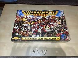 Warhammer 40k 2nd Edition Core Boxed Set NEW IN SHRINK VERY RARE Second Edition