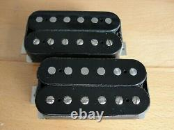1988-1989 Paul Reed Smith Standard Pickups Set Paire Discontinued Rare Very Clean
