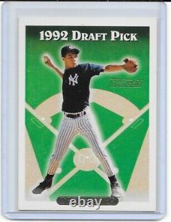 1993 Topps Or Complete Set Derek Jeter Rc Rare 792 Very Nice Yankees Hof