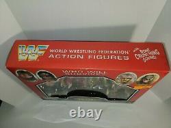 1996 Wwf Jakks Bca Édition Limited Série De Séliorée De Surveillance Wwe Très Rare