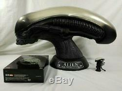 Alien Quadrilogy 25e Anniversaire Head Figure DVD Set Du Japon Très Rare
