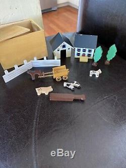 American Girl Josefina Toy Farm Accessory Set Tres Rare Pleasant Company