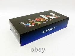 Autoart 118 1/18 49110 Kit De Garage Ensemble Article Très Rare