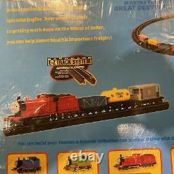 Bachmann Thomas The Tank Engine James Freight Set 00656 Very Rare