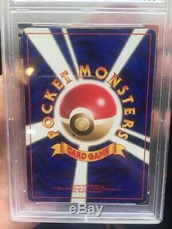 Base De Pokemon Japonais Charizard Set No Rareté Symbole 1st Edition Psa 4 Très Rare