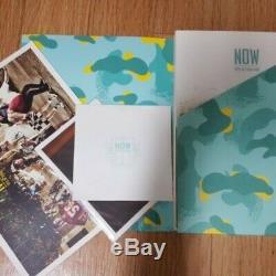Bts Maintenant 1 En Thaïlande DVD Full Package Set Kpop Très Limité Rare