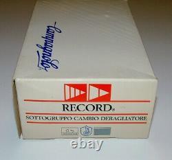 Campagnolo C Record Set Century Dérailleur Nos Nib Très Rare 1991 Avec Des Papiers