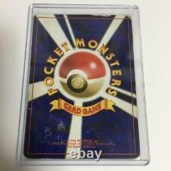 Charizard Base Set 1st No. 006 Holo 1996 Carte Japonaise De Pokémon Très Rare Japon