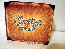 Country's Got Heart Box Set 10 Disc Set Very Rare Time Life Complet