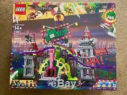 DC Tres Rare Lego Batman Film 70922 Le Joker Manor Tout Neuf Et Scellé