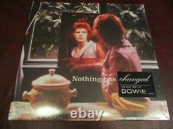 David Bowie Very Best Of Nothing A Changé 180 Gram Rare Limitée Set Double Lp