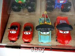 Disney Store Pixar Voitures Toon 20 Pièce Die Cast Ensemble Collector Très Rare