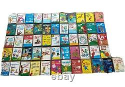 Dr Seuss Books Lot Of 56 Hardcover Collection Set Very Rare Collectors Items
