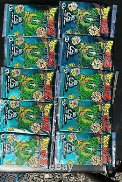 Dragonball Z Gcc 2001 Saga Cell Score Card Très Rare 50 Paquets Par Set. But