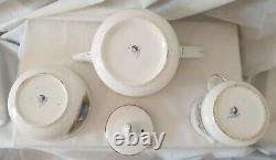 Grimwades Beatrix Potter Très Rare Ensemble De Thé Pour Adultes, Y Compris Cake Plate Ca1923