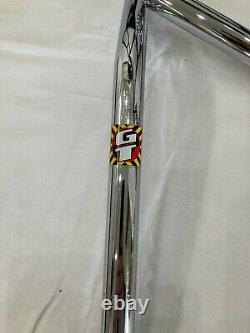Gt Bmx Cadre Set 1990 Gt Aggressor Old School Bmx. Très Rare